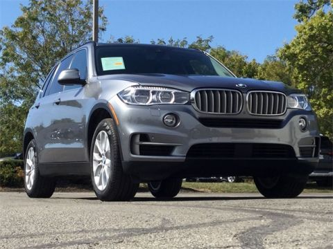 Certified Pre-Owned 2016 BMW X5 xDrive50i AWD 4D Sport Utility