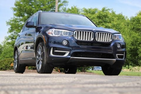 Certified Pre-Owned 2017 BMW X5 xDrive40e AWD 4D Sport Utility