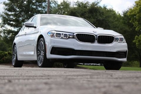 New 2020 BMW 5 Series 530i xDrive AWD 4D Sedan